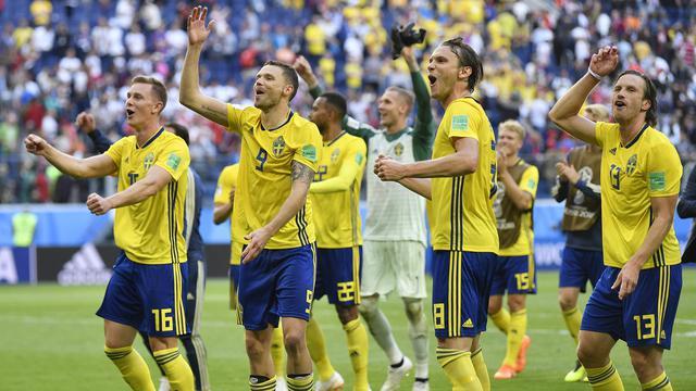 Tim Swedia Terbaru
